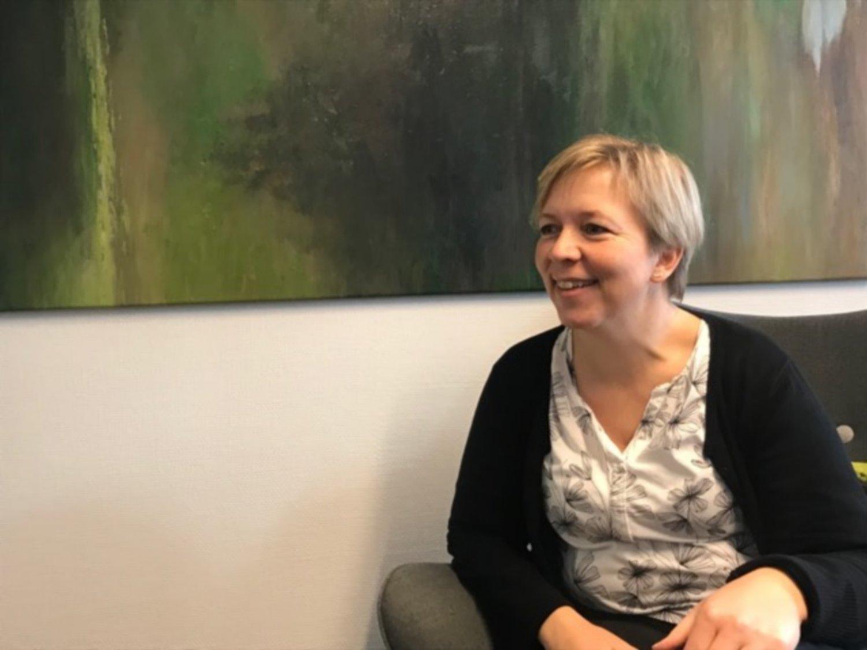 På besøg hos psykolog Mette Essendrop