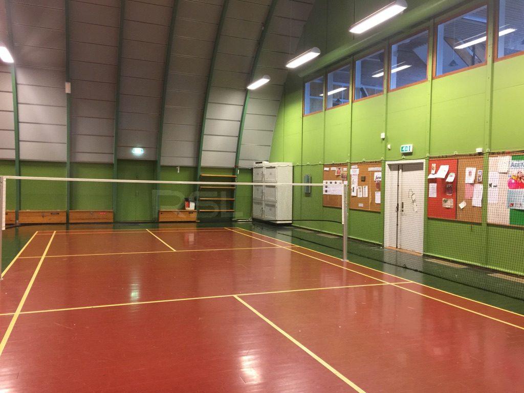 Ølstykke Badmintonhal i Egedal Kommune, Vores Egedal