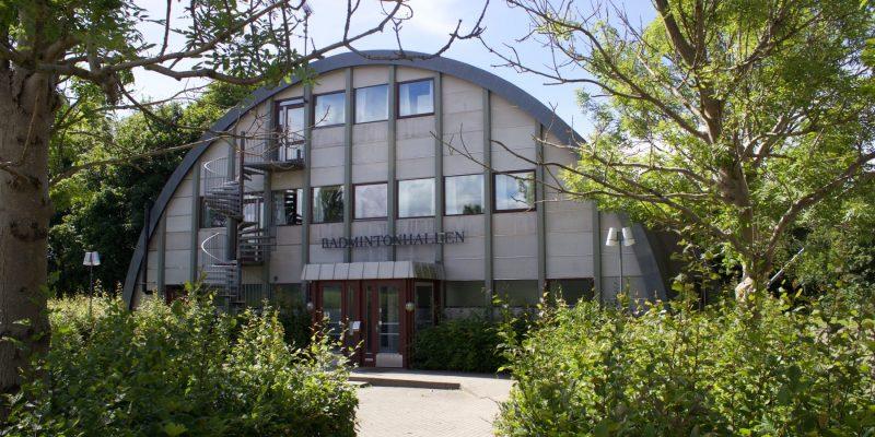 Badmintonhallen i Ølstykke