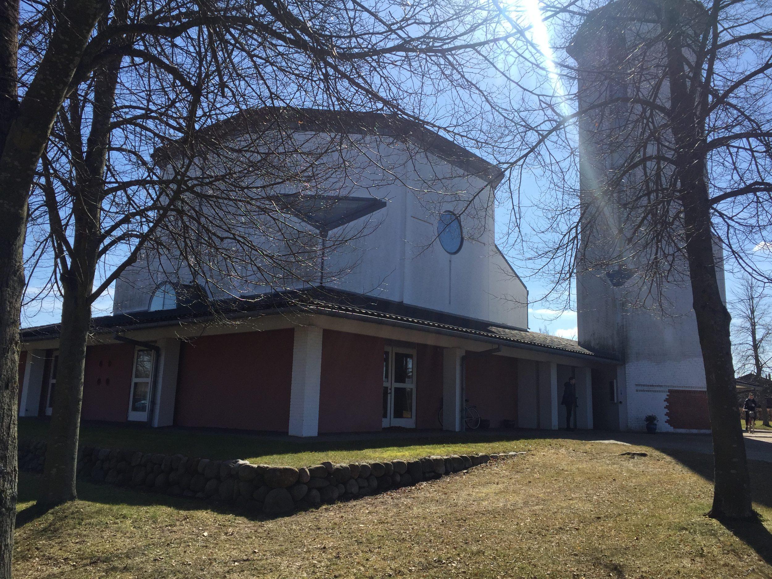Udlejre Kirke