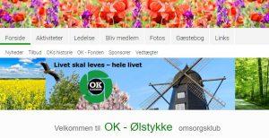 OK-Klubben i Ølstykke