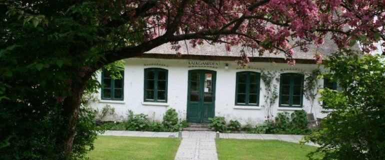 Kalkgaarden – mellem Ganløse og Farum – plads til ca. 40 personer