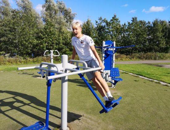 Motionsø ved Ledøje-Smørum Idrætsanlæg