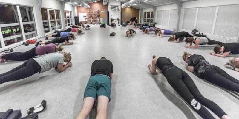 *Fit for Future – Dit motionscenter med den gode stemning