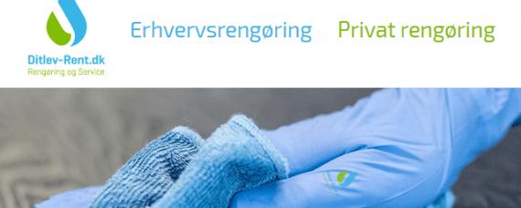 *Ditlev-Rent.dk - Rengøring til private og virksomheder.