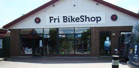 *Fri BikeShop i Ølstykke