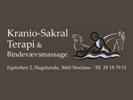 *Kranio Sakral Terapi og bindevævsteknik