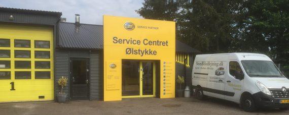 Service Centret - Hella Service Partner i Ølstykke