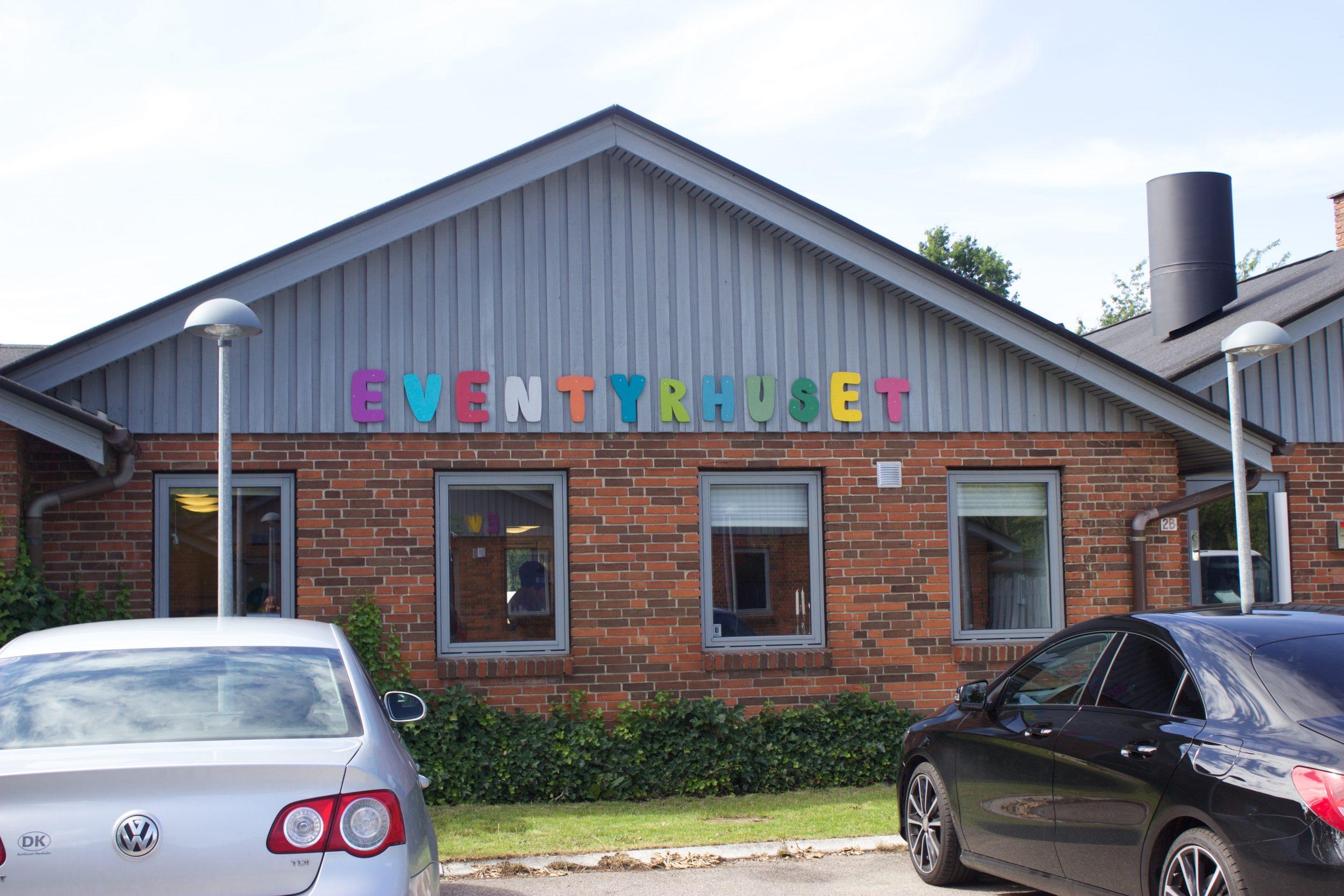 Børnehuset Eventyrhuset i Ølstykke