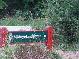 Vikingelandsbyen ved Risby