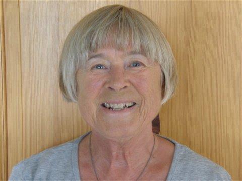 Winnie Larsen – Pensioneret specialpædagog med mere at give af.