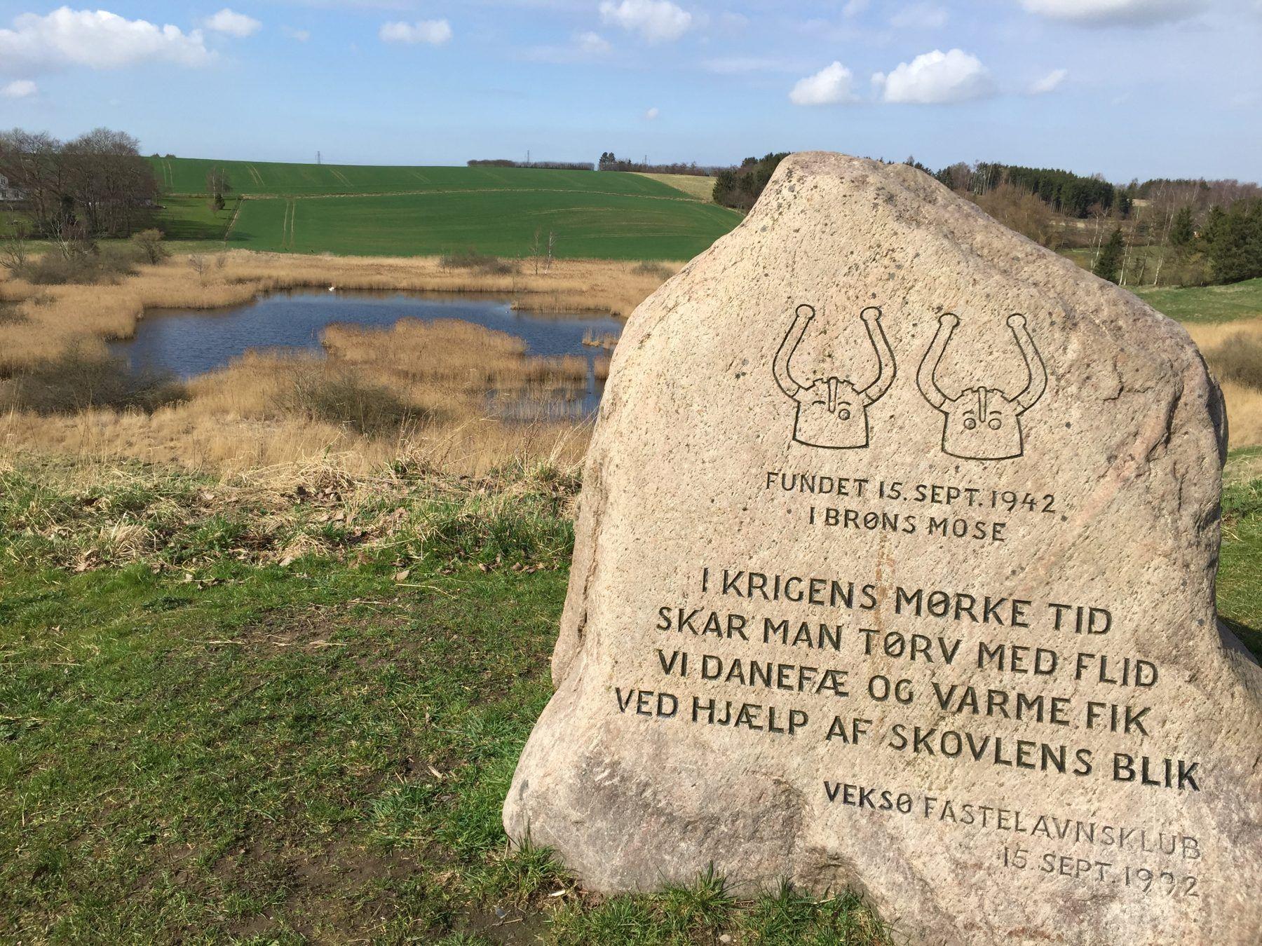 Brøns Mose i Veksø