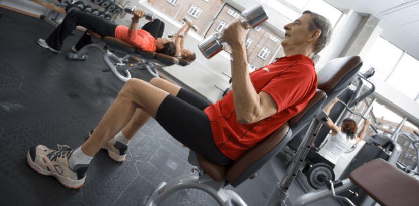 Træningstilbud for borgere med let til moderat demens.