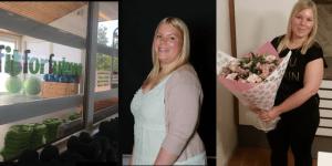 Julies flotte vægttab: Det handler om planlægning og strategi