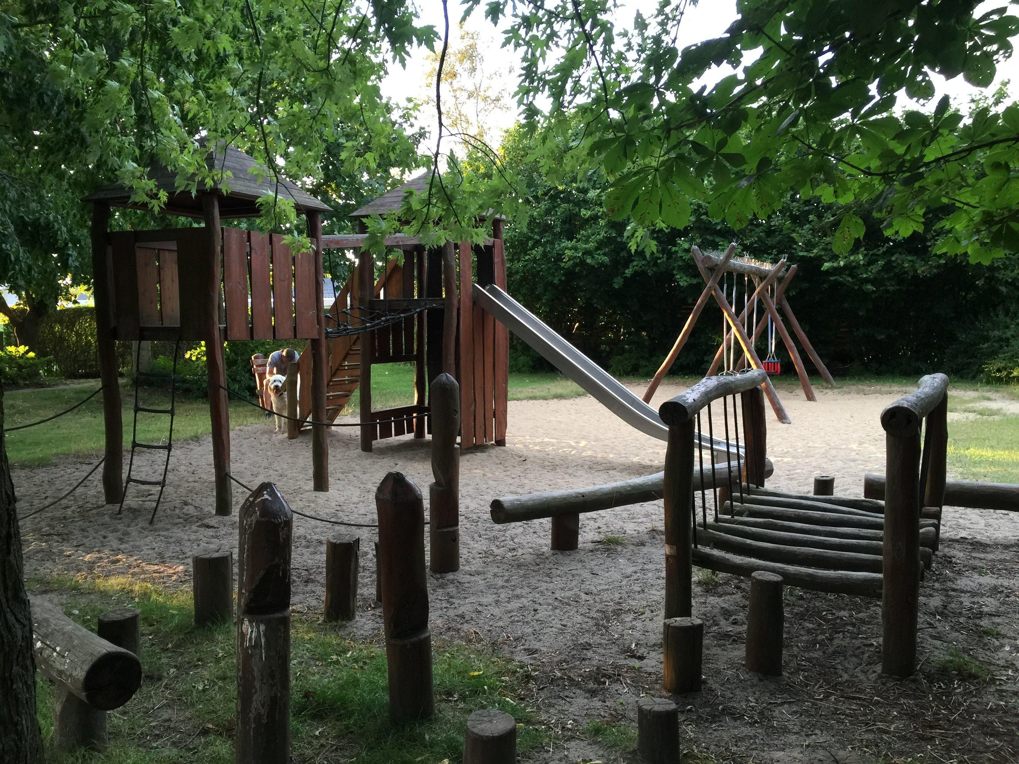 Find de bedste legepladser i Egedal