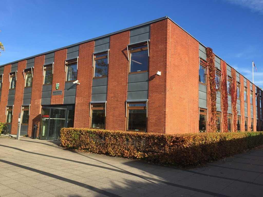 Biblioteket i Stenløse Kulturhus