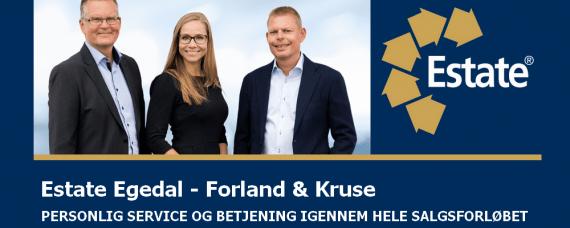 *Estate Egedal Forland & Kruse