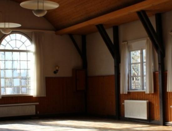 Herstedvester Forsamlingshus – op til 70 gæster