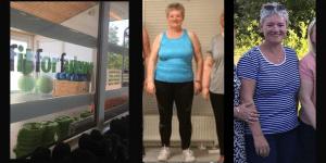 Liane har tabt 9 kilo: Slut med daglige smerter.