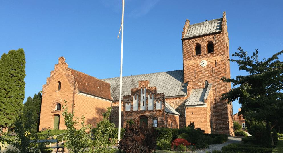 Stenløse Kirke - Vores Egedal