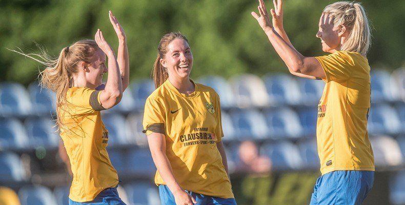 Succes med ny træner for ØFC kvinderne gav 3 point mod Herstedøster IC