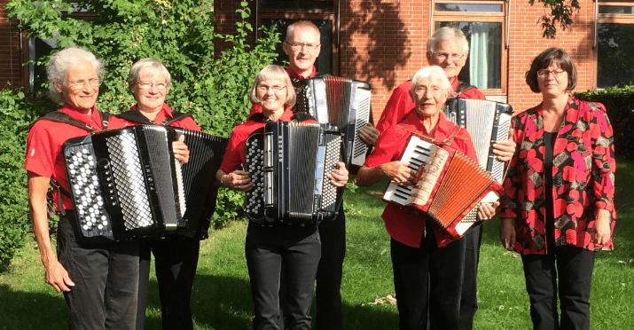 Østsjællands Harmonika Orkester - Vores Egedal