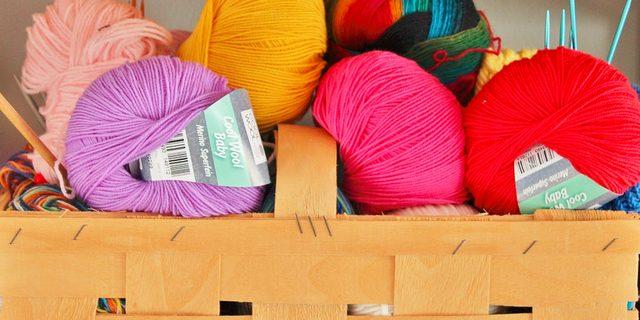 Inspirerende håndarbejde – mandage i Udlejre Kirke