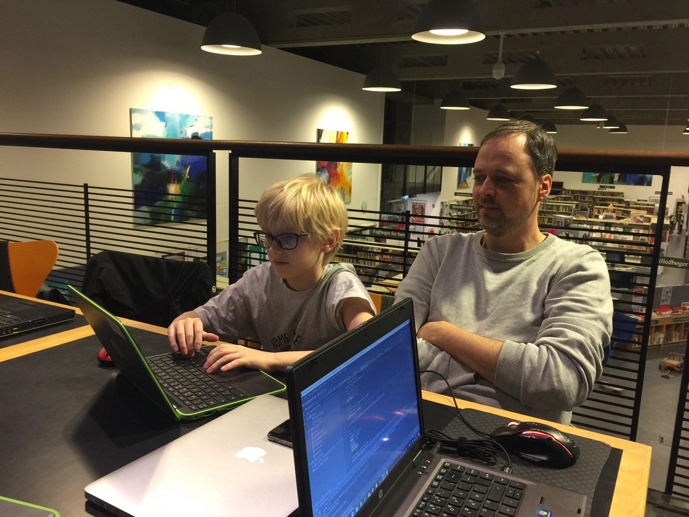 Coding Pirates i Egedal - Vores Egedal