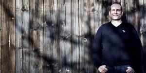 Serieiværksætteren Martin Thorborg sætter fut i erhvervslivets nytårskur i Egedal