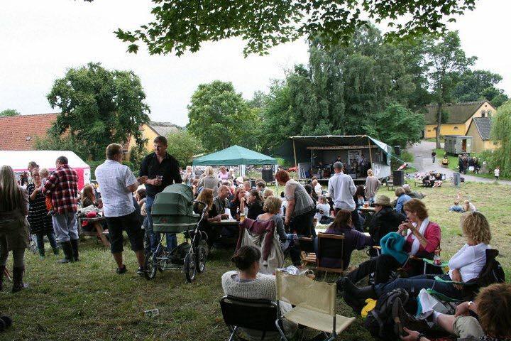 Slagslunde Musikfestival i Egedal - Vores Egedal