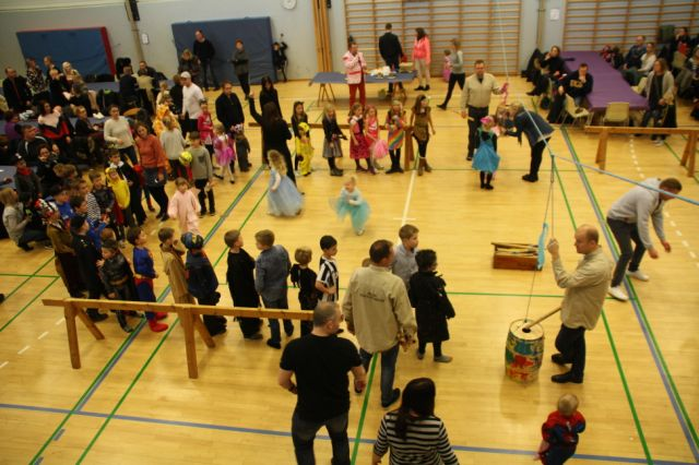Børnefastelavn i Veksø i Egedal - Vores Egedal