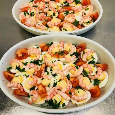 *Catering4U – Mad til selskaber og frokostordninger