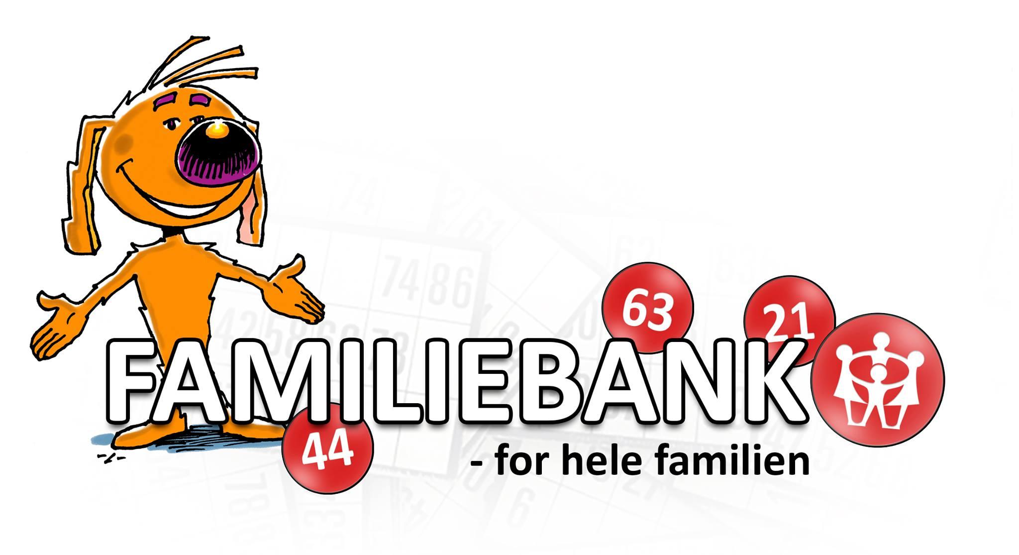 DUI Leg & Virke Egedal, Familiebanko - Vores Egedal