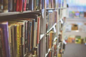 Ølstykke og Smørum Bibliotek holder bogsalg  fra 30. marts til 7. april