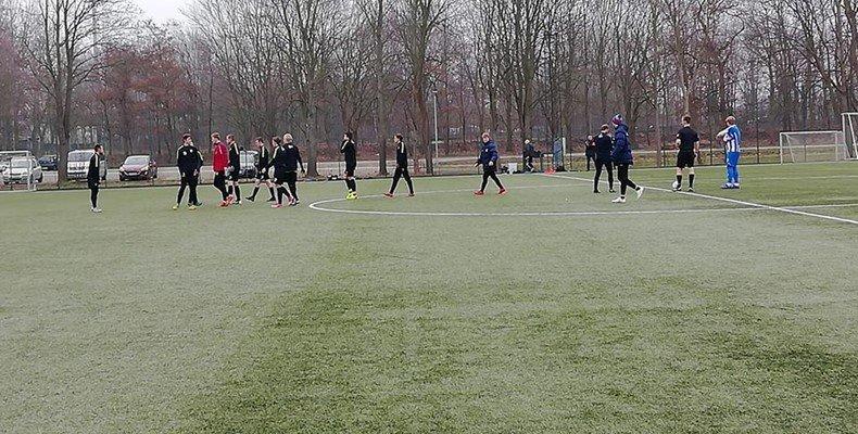 Ølstykke Senior 1 led nederlag mod Roskilde KFUM