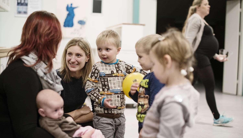 Røde Kors Egedal søger aktivitetsleder til familienetværket