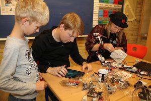 DUI-Ølstykke starter ny aktivitet: Robotværksted for børn
