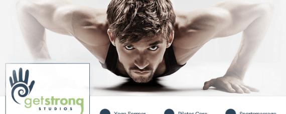GetStrong Studios - Holdtræning & Sportsmassage