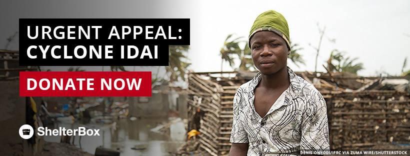 Egedal Rotary Klub sender nødhjælps shelterbox til Malawi