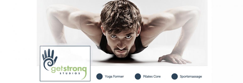 GetStrong Studios – Holdtræning & Sportsmassage