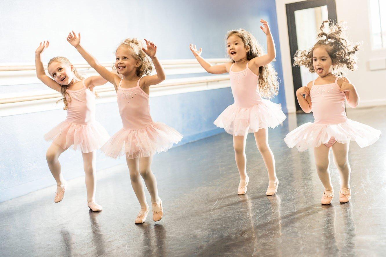 DCT Dans i Egedal Centret - Balletbørn