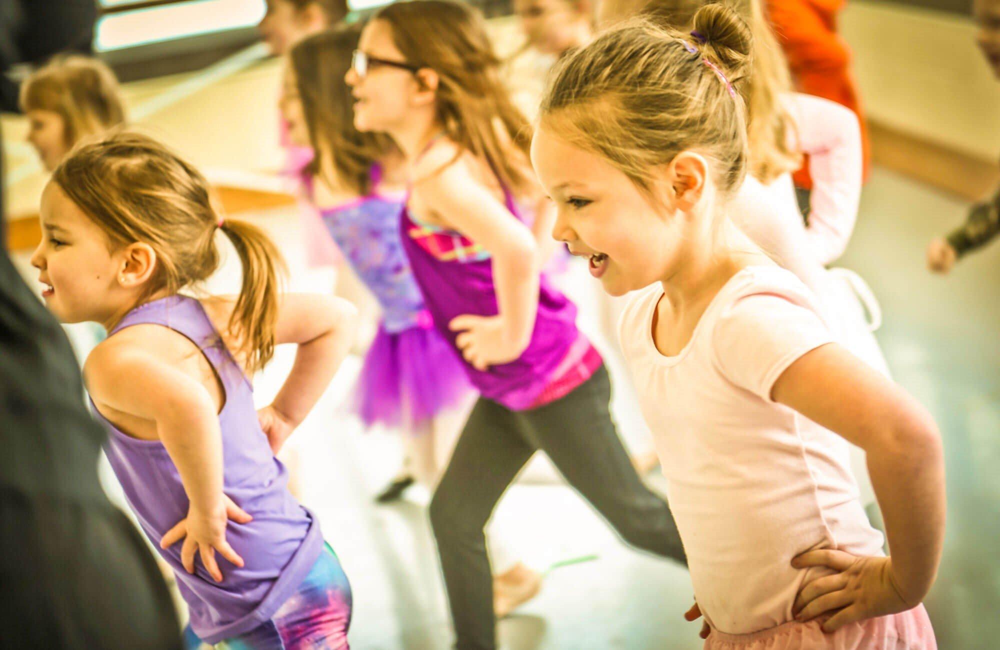 DCT Dans i Egedal Centret - dansebørn