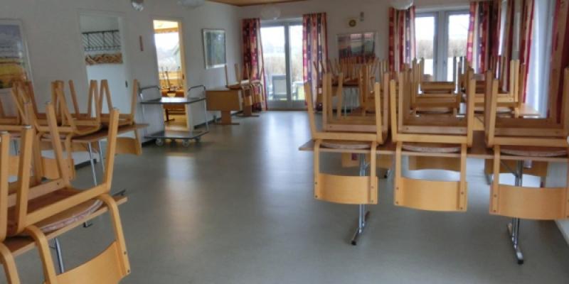 Selskabslokale med plads til 40 personer på Stenlillevej i Stenløse