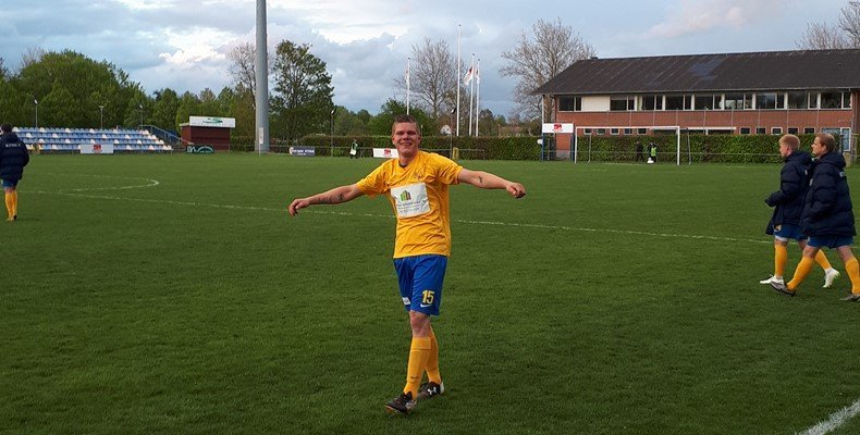 Ølstykke FC tog 3 points mod et godt spillende ORI-hold