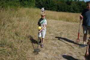Sommerferie på Møllen: Bliv arkæolog for en dag