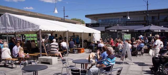 Egedal Musikfestival i Egedal Centret
