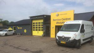 Service Centret i Ølstykke bliver en del af Hella Service Partner pr. 1. juli