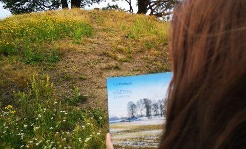 Trap Danmarks bog om Egedal inspirerer til at gå på opdagelse i lokalområdet