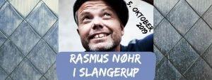 Rasmus Nøhr i Slangerup - Vores Egedal