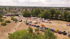 Grundejerforeningen Ørnebjerg gentager succesen og inviterer Egedal til Sommerfest & loppemarked i Stuehøj Park